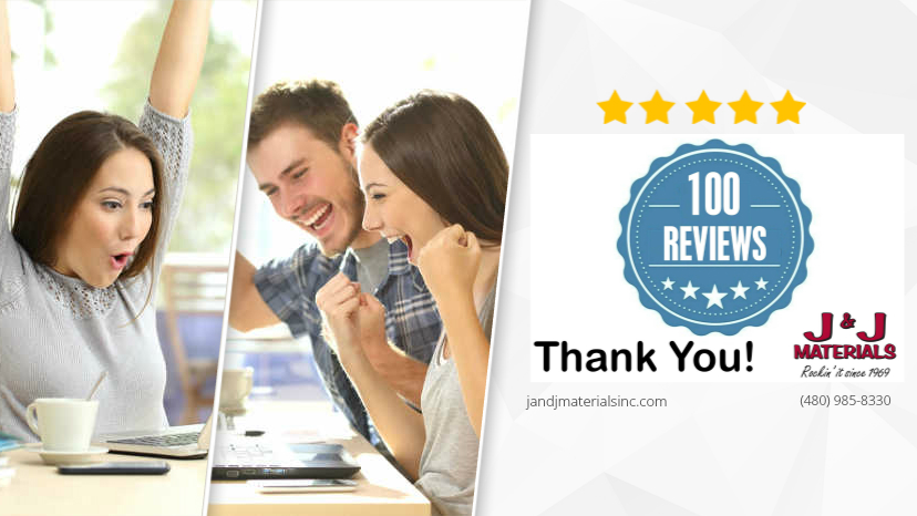Celebrating 100 Reviews!